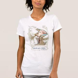 Gesegnetes Jungfrau-Mary-Shirt T-Shirt