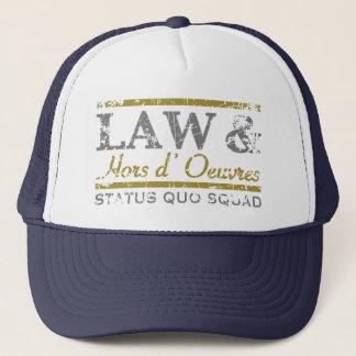 Gesetz-n-hors-LTT Truckerkappe