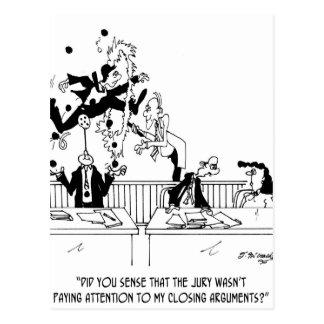 GesetzesCartoon 5314 Postkarte