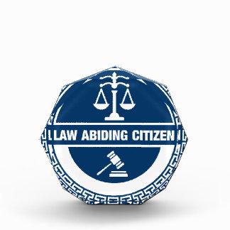Gesetzestreuer Bürger Auszeichnung