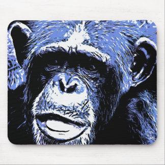 Gesicht des Affen Monkey Antlitz Mousepads