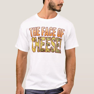 Gesicht des Blauschimmelkäses T-Shirt