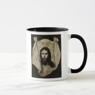 Gesicht des Christus Tasse