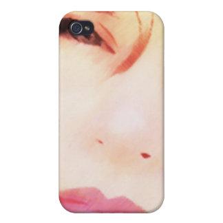 Gesicht iPhone 4 Hüllen