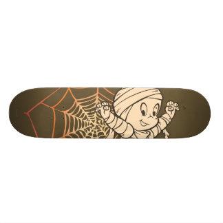 Gespenst herauf Ihr Leben Skateboard