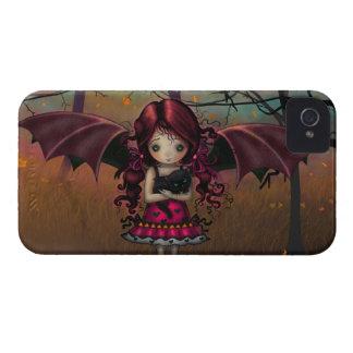 Gespenst-kleiner Vampirs-gotische feenhafte Case-Mate iPhone 4 Hülle