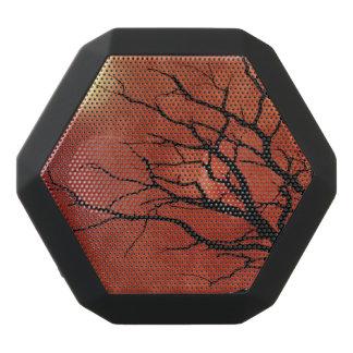 Gespenstische Baum-Halloween-Drucke Schwarze Bluetooth Lautsprecher