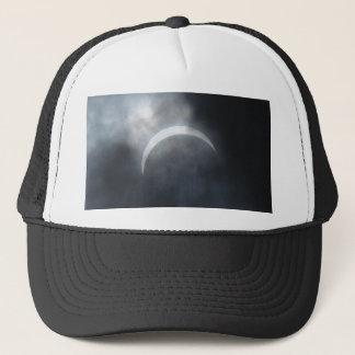 Gespenstische Eklipse-Sturm-Wolken 2017 Truckerkappe