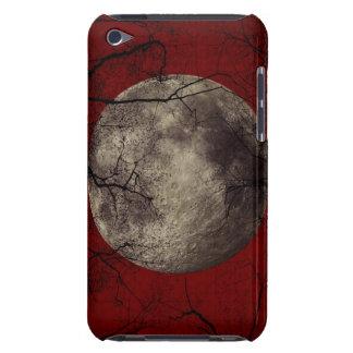 Gespenstische Mond-Halloween-Drucke iPod Touch Case