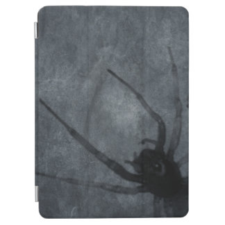 Gespenstische Spinnen-Halloween-Drucke iPad Air Cover