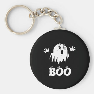 """""""Gespenstischer Boo"""" Keychain Schlüsselanhänger"""