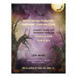 Gespenstischer Halloween-Party-Flyer 21,6 X 27,9 Cm Flyer