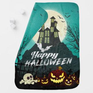 Gespenstischer Spuk Haus-Kostüm-Nachthimmel Kinderwagendecke
