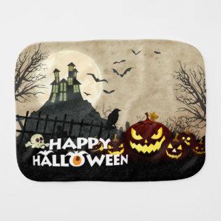 Gespenstischer Spuk Haus-Kostüm-Nachthimmel Spucktuch