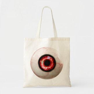 Gespenstisches Auge - Halloween Tragetasche