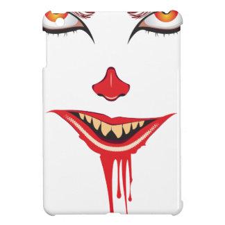 Gespenstisches Halloween-Make-up iPad Mini Hülle