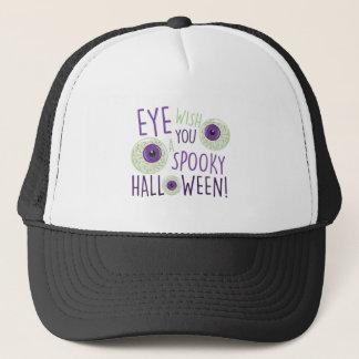 Gespenstisches Halloween Truckerkappe
