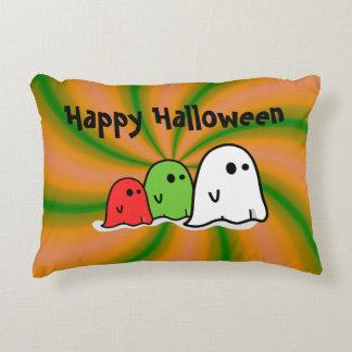 Gespenstisches Halloween Zierkissen