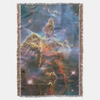 Gesponnene Wurfs-Decke Carinas Nebelfleck Decke