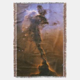 Gesponnene Wurfs-Decke Eagles Nebelfleck Decke