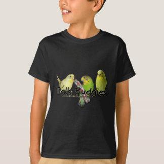 Gespräch Budgies v3 T-Shirt