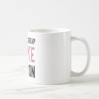 Gespräch ist billig kaffeetasse