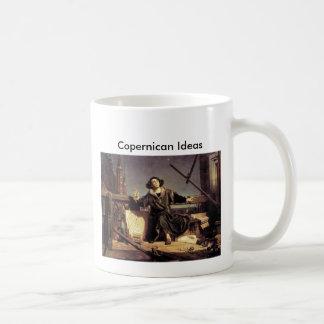 Gespräch Jan.s Matejko-Kopernikus mit der Kaffeetasse