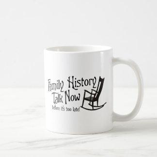 Gespräch jetzt, bevor es zu spät ist kaffeetasse