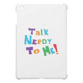 Gespräch Nerdy iPad Mini Hülle