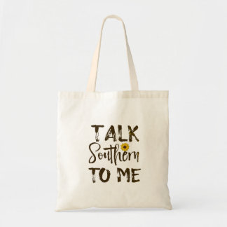 Gespräch südlich zu mir budget stoffbeutel