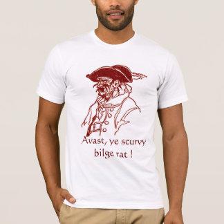 Gespräch wie ein Pirat T-Shirt