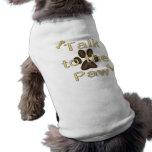 Gespräch zur Tatze Hund Tshirt