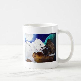 Gesprengte Boxer Kaffeetasse
