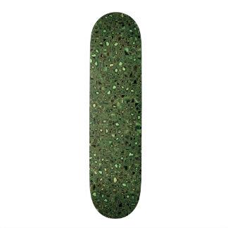 Gesprenkelte Skateboarddeck