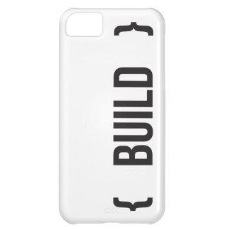 Gestalt - eingeklammert - Schwarzweiss Hüllen Für iPhone 5C