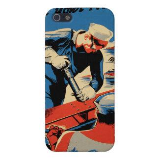 Gestalt für Ihre Marine! Etui Fürs iPhone 5
