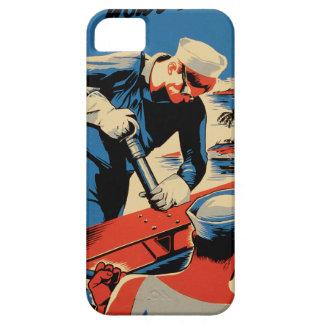 Gestalt für Ihre Marine! iPhone 5 Case
