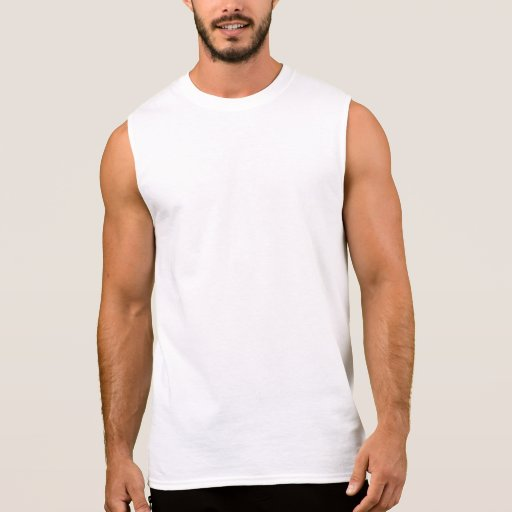 Gestalte Dein eigenes ärmelloses Herren Shirt