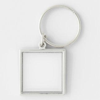 Gestalte Deinen eigenen Square Schlüsselanhänger