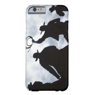 gestalten Sie dass Willkommen Sie zur Dodge-Stadt Barely There iPhone 6 Hülle