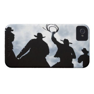 gestalten Sie dass Willkommen Sie zur Dodge-Stadt iPhone 4 Case-Mate Hüllen
