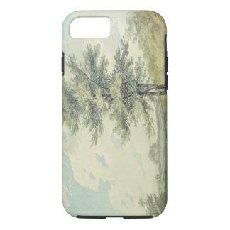 Gestalten Sie mit Bäumen und Zahlen, c.1796 iPhone 7 Hülle