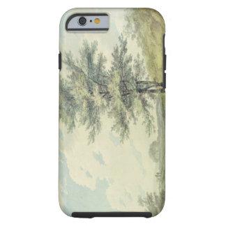 Gestalten Sie mit Bäumen und Zahlen, c.1796 Tough iPhone 6 Hülle