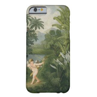 Gestalten Sie mit dem Amor landschaftlich, der Barely There iPhone 6 Hülle