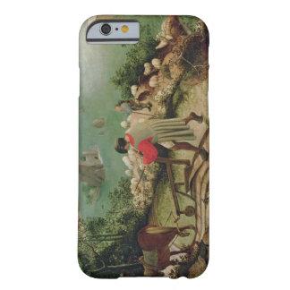 Gestalten Sie mit dem Fall von Ikarus, c.1555 Barely There iPhone 6 Hülle