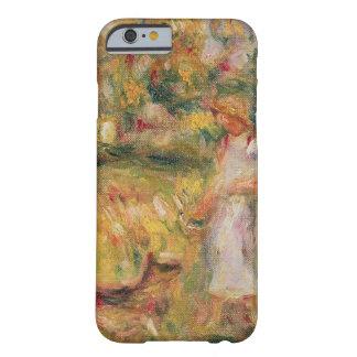 Gestalten Sie mit des der Ehefrau Künstlers und Barely There iPhone 6 Hülle