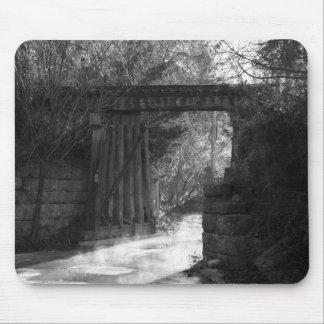 Gestell-Brücke Mauspad