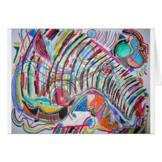 Gestell der Kunst Karten