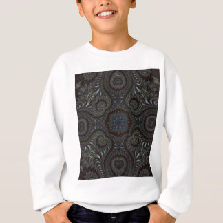 Gestepptes Mosaik-Fraktal 7 Sweatshirt