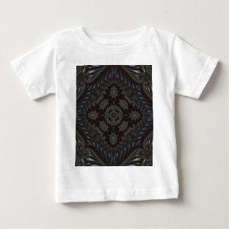 Gestepptes Mosaik-Fraktal 9 Baby T-shirt